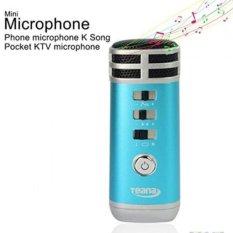Ôn Tập Micro Mini Teana I9S Xanh Mới Nhất