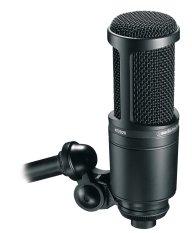 Hình ảnh Micro thu âm condenser Audio Technica AT2020