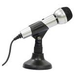 Chiết Khấu Microphone Cho May Tinh Salar M9 Đen