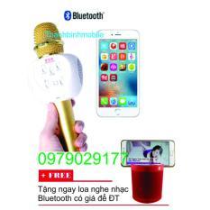 Bán Mua Microphone Karaoke Loa Bluetooth Zbx 66 Tặng Loa Nghe Nhạc Bluetooth Vang