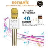 Giá Bán Microphone Karaoke Royalmic Q9 Chất Lượng Cao Hang Nhập Khẩu Royal Mic