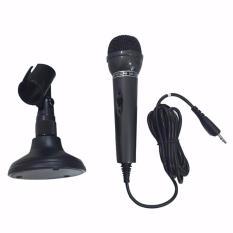 Mua Microphone Thu Am Tren May Pc Laptop Sm 098 Kết Nối 3 5Mm Đen Benhome Nguyên