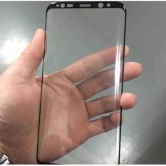 Miếng dán cường lực 3D Full màn hình cho SAMSUNG S8 PLUS (Màu ĐEN)