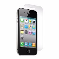 Hình ảnh Miếng dán cường lực dành cho iPhone 4/ 4s (Trong suốt)
