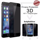 Giá Bán Miếng Dan Cường Lực Full 3D Chống Nhin Trộm Hiệu Baseus Cho Iphone 7 Plus Bo Cong Cac Cạnh Đen Mới