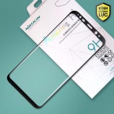 Chiết Khấu Miếng Dan Cường Lực Samsung Galaxy S8 Plus Hiệu Nillkin Full Đen
