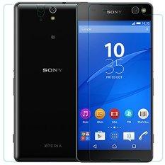 Ôn Tập Miếng Dan Cường Lực Sony Xperia C5 Ultra Nillkin 9H Trong Suốt