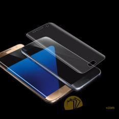 Hình ảnh Miếng dán FULL màn hình cho Samsung Galaxy S7 Edge (Trong suốt) tặng kèm miếng dán lưng