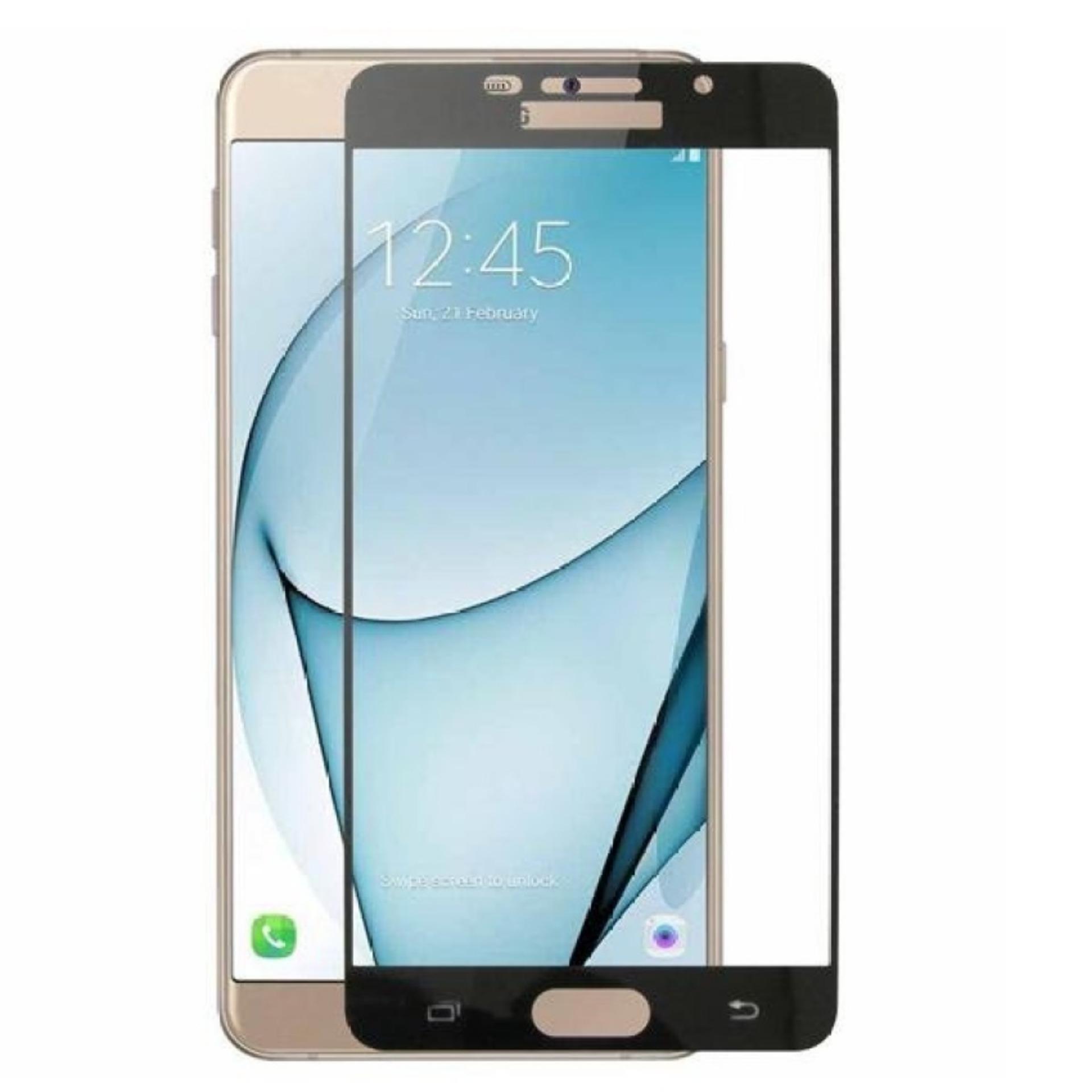 Miếng Dán Kính Cường Lực Samsung Galaxy A7 2016 Full Màn Hình