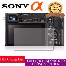 Miếng Dán Màn Hình Cường Lực Cho Máy ảnh Sony Alpha A7 By Làng Công Nghệ.