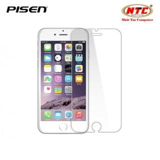 Miếng dán mặt kính cường lực Pisen cho iPhone 6 6S - mặt trước (Trong suốt) - Nhất Tín Computer thumbnail