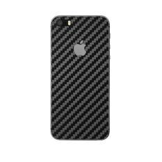 Miếng dán mặt sau vân carbon cho iPhone 5 5S 5SE (Đen)
