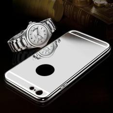 Giá Bán Miếng Dan Trang Gương 2 Mặt Mau Bạc Cho Iphone 5 Oem Nguyên
