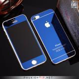 Miếng Dan Trang Gương 2 Mặt Mau Xanh Cho Iphone 5 Oem Chiết Khấu 30