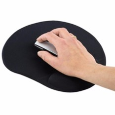 Hình ảnh Miếng Lót Chuột Chơi Game Có Tay Đệm ( Màu đen )