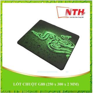 Miếng lót chuột Kingmaster G88 (250 x 300 x 2 MM) thumbnail