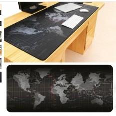 Hình ảnh Miếng lót chuột thông minh hình bản đồ thế giới (kích thước 80* 30cm)