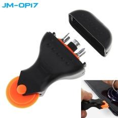 Hình ảnh JM-OP17 Mini 9 Trong 1 Đa chức năng Dụng Cụ Lăn Dụng Cụ Mở & Bộ Tua Vít cho iPhone Sửa Chữa