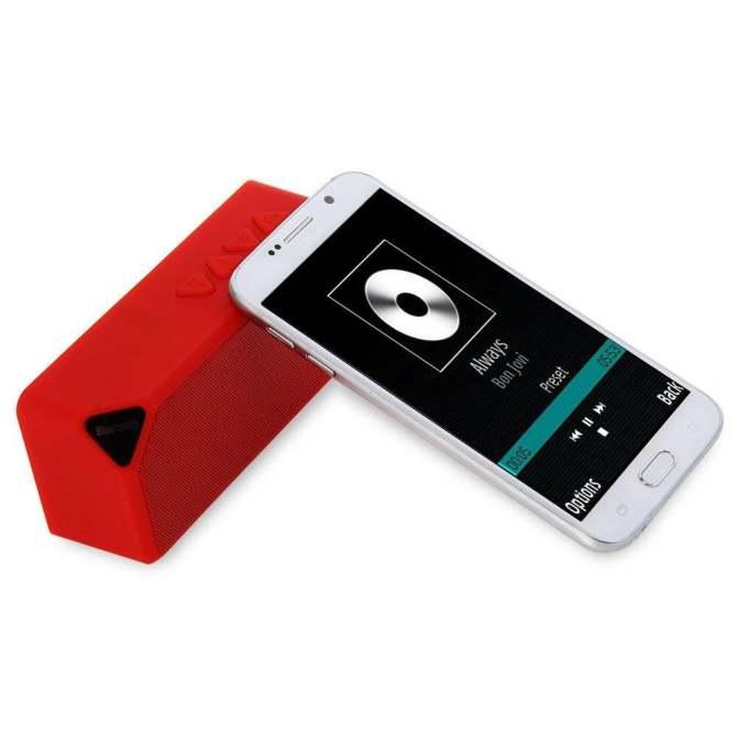 Mini Bluetooth Speaker X3 TF USB FM Radio Wireless Portable MusicSound Box Subwoofer Loudspeakers with Mic ... Source ... Sound Box Subwoofer Loudspeaker ...