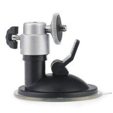 Hình ảnh Camera ngụy trang Mini cốc Hút Phong Cách Bảng Điều Khiển Xe Kính Chắn Gió Trên xe Ô Tô Đứng (Bạc)-Quốc Tế
