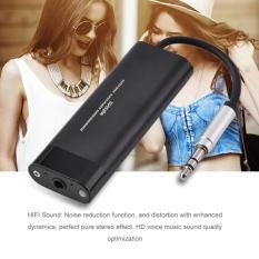 Mua Mini Hifi Stereo Headphone Amplifier Amp 3 5 Met Aux Am Thanh Kỹ Thuật Số Cầu Thủ Cho Điện Thoại Thong Minh Quốc Tế Trong Trung Quốc