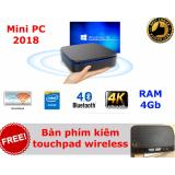 Cửa Hàng Mini Pc Ak1 Intel J3455 Ram 4Gb Bluetooth Dual Wifi Ban Phim Khong Day Mini Vietnam