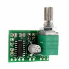 Modul mạch tăng âm Stereo HoA2003VR dùng IC PAM8403 Class-D 3W x 2 kênh