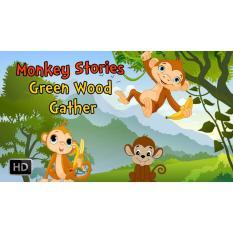 Hình ảnh Monkey Stories - chương trình học tiếng Anh bằng truyện tranh tương tác cho bé từ 2 đến 15 tuổi - Gói sử dụng 1 năm(Tặng 1 gói hạt giống ớt Ngọt Đà Lạt)