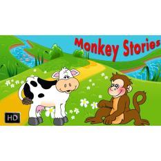 Hình ảnh Monkey Stories - chương trình học tiếng Anh bằng truyện tranh tương tác cho bé từ 2 đến 15 tuổi - Gói sử dụng trọn đời
