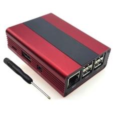 Giá Bán Moonar Vỏ Nhom Hộp Vỏ Bao Vay Cho Raspberry Pi 3 2B B Quốc Tế