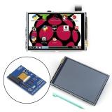 Mua Moonar For Raspberry Pi 3 Model B 3 5 Inch 480 320Mm Lcd Display Touch Screen Pen Set Intl Hong Kong Sar China