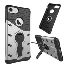 Giá Bán Mooncase Cho Iphone 8 Iphone 7 4 7 Case 360°Rotate Chan Đế Lai Hấp Thụ Sốc 2 Lớp Bền Đẹp Ốp Lưng Armour Case Cover Quốc Tế Rẻ Nhất