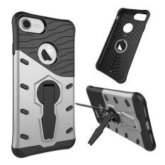 Cửa Hàng Mooncase Cho Iphone 8 Iphone 7 4 7 Case 360°Rotate Chan Đế Lai Hấp Thụ Sốc 2 Lớp Bền Đẹp Ốp Lưng Armour Case Cover Quốc Tế Apple Trung Quốc