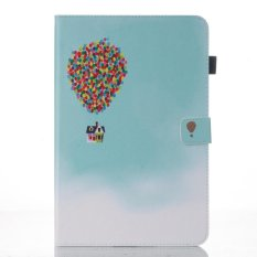 Hình ảnh Vỏ Bao moonmini dành cho Samsung Galaxy Tab A 10.1 Với Bút S Pen P580 Ốp Lưng Ví Đứng Bao da Flip Cover- balo Nhà-quốc tế