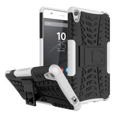 Giá Bán Moonmini Cho Sony Xperia C6 Sony Xperia Xa Ultra Hybrid Combo Giap Than Cao Tac Động Chống Sốc Hậu Vệ Co Chan Đế Trắng Quốc Tế Moonmini Nguyên