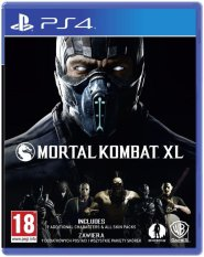 Bán Đĩa Game Mortal Kombat Xl Danh Cho Ps4 Rẻ Nhất