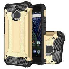 Motorola Moto G5S Plus Ốp Lưng Mooncase 2 Trọng 1 Lai Chắc Chắc Giap Trường Hợp Bảo Slim Mỏng Bảo Vệ Chuồn Sốc Tay Như Hinh Quốc Tế Trung Quốc