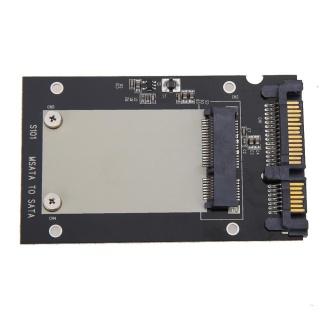 MSATA SSD sang 2.5 SATA Convertor Adapter- quốc tế thumbnail