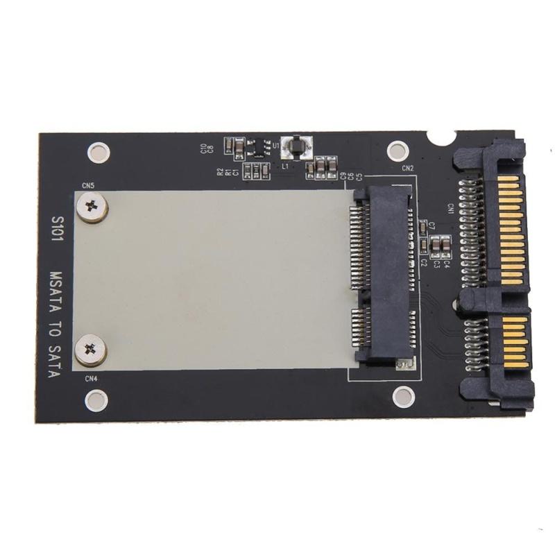 Bảng giá MSATA SSD sang 2.5 \ SATA Convertor Adapter-quốc tế Phong Vũ