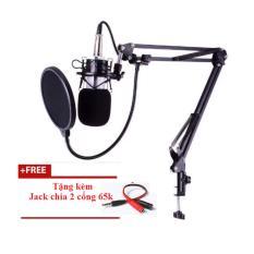 Mã Khuyến Mại Mua Mic Thu Am Mic Thu Am Bm800 Bộ Phụ Kiện Hat Karaoke Online Livetreams Cực Đa Micro Karaoke Ami