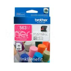 Ôn Tập Mực In Brother Lc 563 Magenta Ink Cartridge Lc 563M Brother