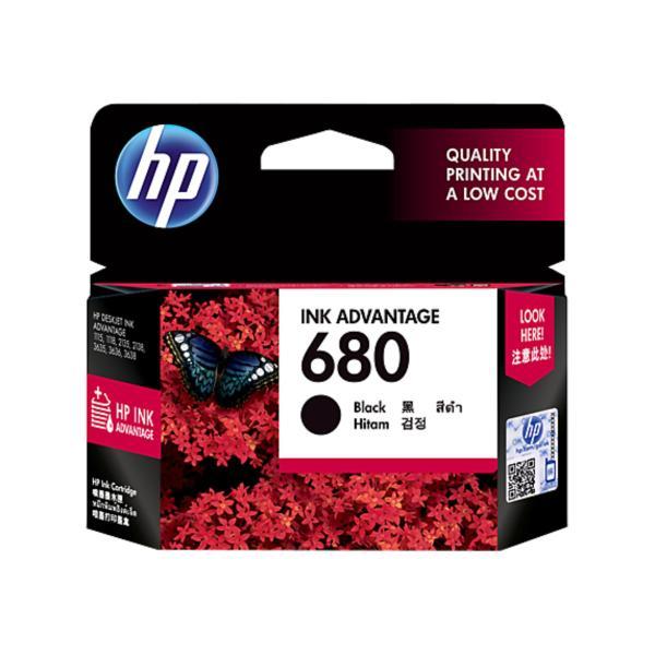 Giá Mực in HP 680 Black Original Ink Advantage Cartridge (F6V27AA)
