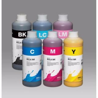 Mực In Phun Màu Inktec 1 Lít (Hàn Quốc) 6 màu 1 bộ dùng cho Epson canon thumbnail