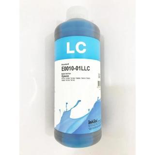Mực in phun màu Inktec 1Lit (Xanh nhạt) LC)dùng cho máy in phun Epson t50 t60 L310 L360 L365 L805 L1300 L1800 thumbnail