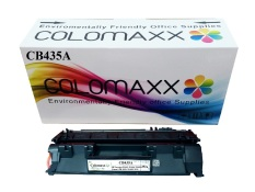 Mực In Trắng Đen Colomaxx Cb435A Cartridge Mono Laser Cb435A 35A Hp Laserjet P1005 P1006 P1008 Canon Lpb 3050 3100B 3150 Mực In 35A Colomaxx Chiết Khấu 30