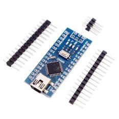 Hình ảnh Nano V3.0 ATmega328P Cải Thiện Bộ Điều Khiển Ban USB cho Arduino-quốc tế