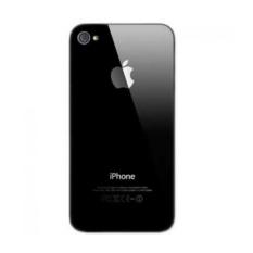 Nắp lưng lưng  dành cho Iphone.4s (ĐEN)