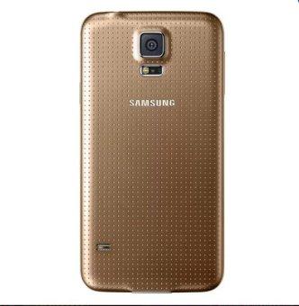 Nắp lưng Samsung Galaxy S5 (Vàng sâm panh)