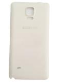 Bán Nắp Pin Samsung Galaxy Note 4 Trắng Có Thương Hiệu