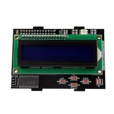 Hình ảnh Âm 16x2 MÀN HÌNH LCD + Bàn Phím Bộ RGB Backlit cho Raspberry Pi-quốc tế